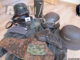 Vojenské věci do roku 1945-koupí sběratel
