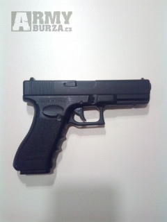 Prodám glock 18C nanahradní díly