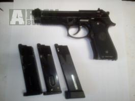 Beretta M9 HW Kj Works