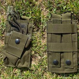 Blackhawk small radio pouch/gps