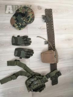 Taktické a ochranné věci