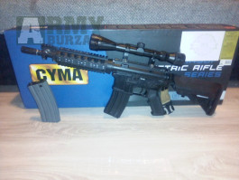 M4 cqb celokov