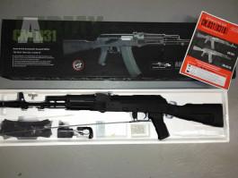 AS zbraň CM.031 ABS tělo
