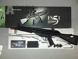 AS zbraň FS51 ABS tělo