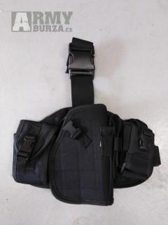 Pouzdro na AS pistoli střední velikosti - černé
