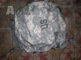 US Medic batoh ACU U.S. Army  MOLLE II MEDIC BAG