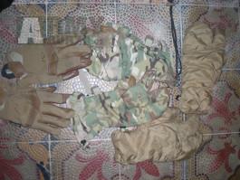 Rukavice goretex OR multicam MGS US Army original U.S.A