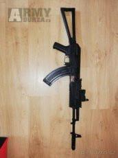 AK74 MOSFET