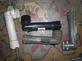 US Army FULTON baterky svítilna  made USA -