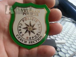 Odznak veterán Policie