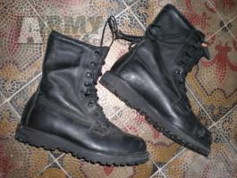 US Army BATES černé goretex boty celoroční gore-tex
