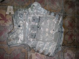 ACU UCP IOTV molle II vest US ARMY taktická vesta