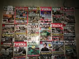 Prodám časopisy