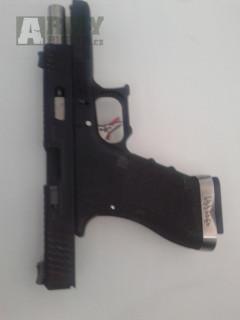 Glock w 17 plyn