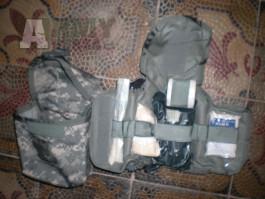 IFAK ACU Molle 2 US Army CAT škrtidlo Izrael bandage HH gaze