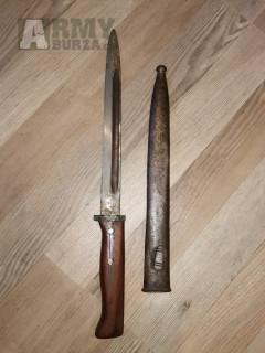 Německý bajonet II. válka