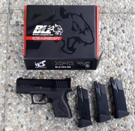 Prodám - pistole s 3 zásobníky ICS BLE XPD Compact