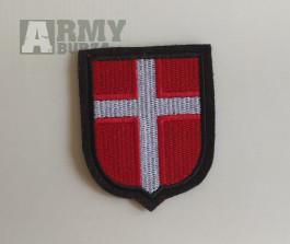 Nášivky dobrovolnických jednotek Waffen-SS