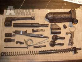 Vyměním díly Walther, Mauser, FN, Sauer, Ruby