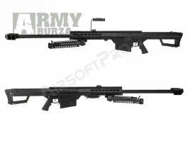 Koupím M82/M107 Barrett Snow Wolf