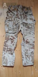 Taktické kalhoty béžovém potisku vz.95