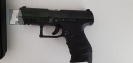 Expanzní pistole Walter PPQ M2 9mm černý