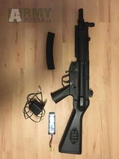 Airsoft MP5 Cyma celokov