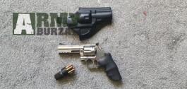 ASG Magnum .357 4'' CO2 + koženkové pouzdro.