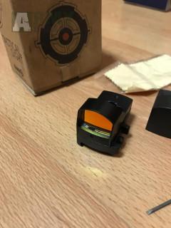 Kolimátor mini Red dot