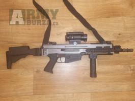 ASG BREN A1 + Colt M4
