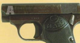 Koupím československou pistoli MARS
