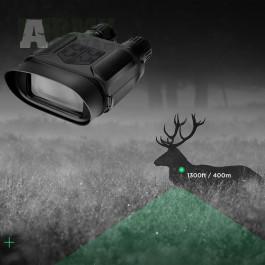 noční vidění NV400-B, optický zoom 3.5-9x, digitální zoom 2x