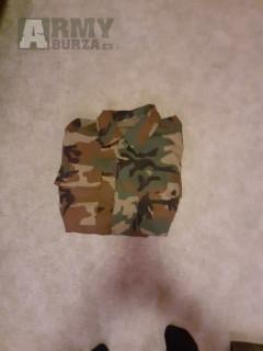 Army blůzy