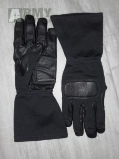 Zásahové/střelecké rukavice Holík. Velikost 27, odpovídá L