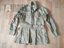 Khaki Drills bush jacket blůza WW2
