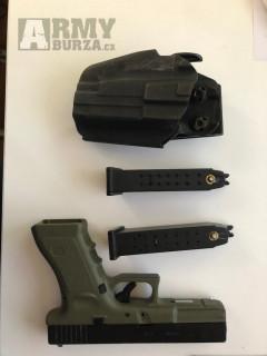 Army Glock 17 Olive