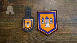Kapsový odznaky