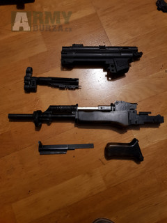 Drobnosti AK a MP5