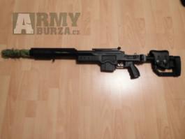 Airsoft sniper MB4410D černá