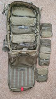 Medic Batoh Chinook