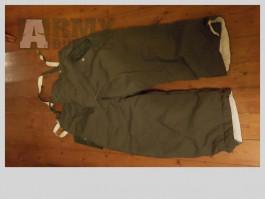 WH vatované kalhoty