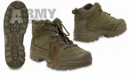 Boty Recon Low Boots 46 zelené, nepoužité