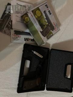Prodám airsoftovou pistoli Makarov