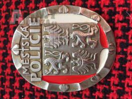 Služební odznak MP