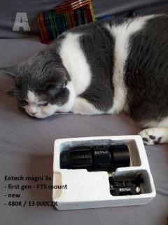 EOTECH magnifier 3x