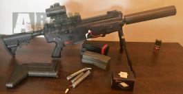 Custom FN SCAR-L - AEG Cybergun
