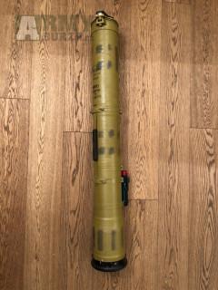 "(Rarita) Tubus od protitankové střely 9K113 ""KONKURS"""