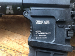 M4 G&G armament