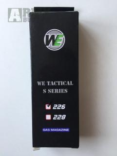 plynová zásobník WE SIG P226