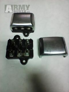 UAZ 469,3151,31512,452,GAZ 69,66 Poistková skrinka nožová.
